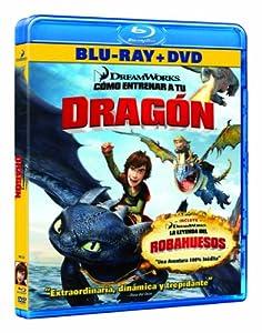 Como entrenar a tu dragón [Blu-ray]