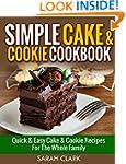 Simple Cake & Cookie Cookbook  Quick...
