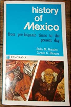 a pre spanish history of mexico Spanish colonization timeline key us history events and dates spain in 1506 1501 encomienda system the encomienda system begins, granting native americans to the santa fe trail will become the most important link between northern mexico and the united states prior to the mexican.