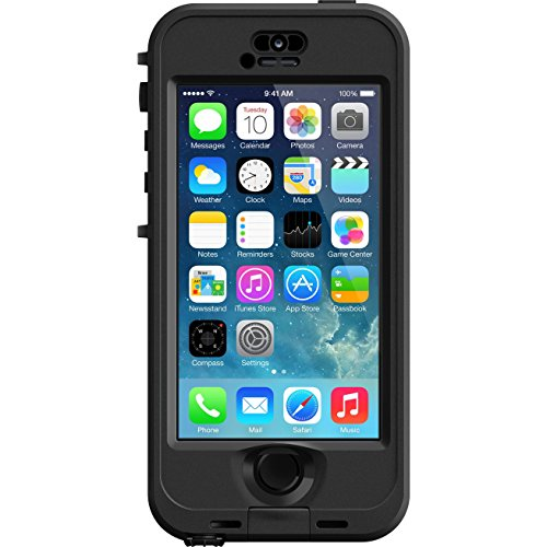LifeProof iPhone 5S Nuud Case Black/Smoke Black Friday & Cyber Monday 2014
