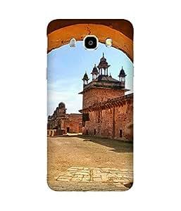 Fort View Samsung Galaxy J5 Case