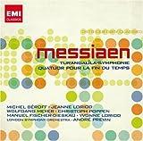 Messiaen: Turangalîla-Symphonie; Quatuor Pour La Fin Du Temps