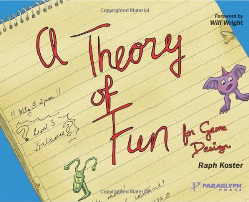 3D Book Theory of Fun for Game Design