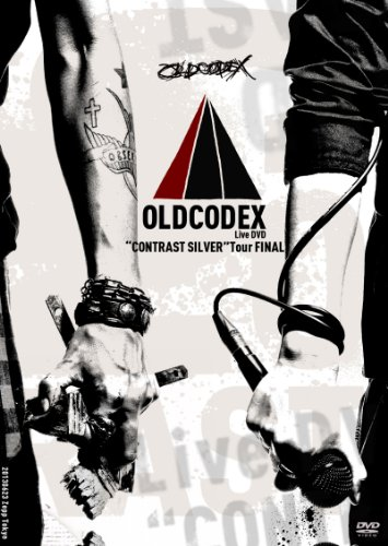 """OLDCODEX Live DVD""""CONTRAST SILVER""""Tour FINAL OLDCODEX OLDCODEX ランティス"""