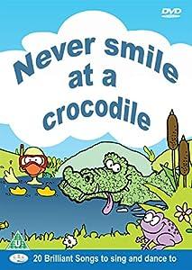 Never Smile at a Crocodile [DVD]