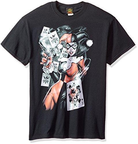 DC Comics Men's Batman Smoking Gun T-Shirt at Gotham City Store