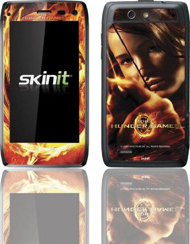 Skinit The Hunger Game -Katniss Bow & Arrow Vinyl Skin for Motorola Droid 4