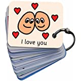 Picture Exchange Communication Keyring (AAC / ASD) Feelings and Emotionsby BSL for Kids