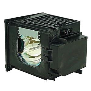 Lutema 915P049020-E Mitsubishi 915P049020 915P049A20 Replacement DLP/LCD Projection TV Lamp (Economy)