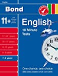 Bond 10 Minute Tests English, 7-8 Years