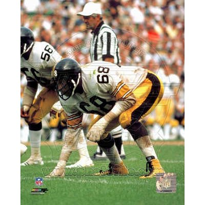 (20x24) Pittsburgh Steelers - L.C. Greenwood Glossy Photo Photograph at Amazon.com