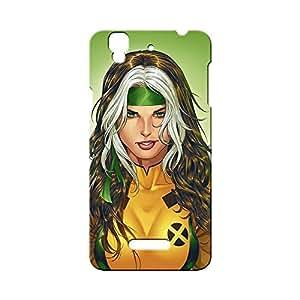 G-STAR Designer Printed Back case cover for Micromax Yu Yureka - G6975