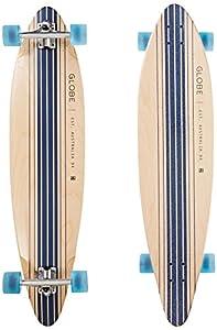 Globe Longboard GLB Pinner Complete, Natural/Blue, 10525025