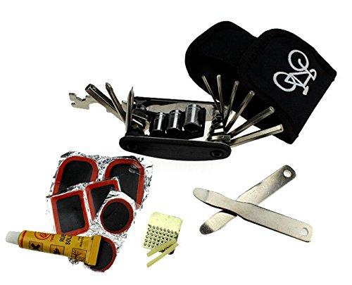 NinoLite 自転車 修理 工具 セット ...