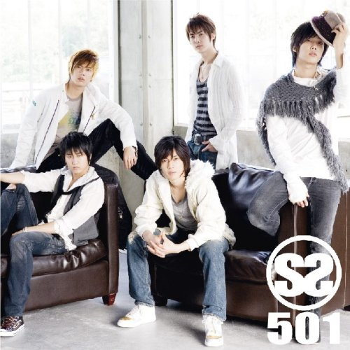 SS501(初回限定盤A)(DVD付)