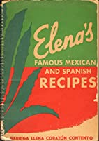 Elena's Famous Mexican and Spaniah…