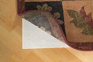 2' x 4' Area Rug Pad Premiere Non-Slip Mold and Mildew Resistant
