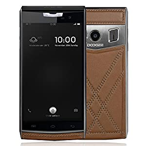 DOOGEE T3 - 4G LTE Smartphone Android 6.0 (4.7inch HD Dual Screen, 1280*720px, MTK6753, Octa Core 3G RAM 32G ROM, 5.0MP13.0MP Cameras, Hotknot)