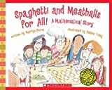img - for Spaghetti And Meatballs For All! (Scholastic Bookshelf: Math Skills) book / textbook / text book