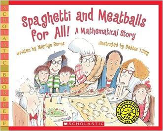 Spaghetti And Meatballs For All! (Scholastic Bookshelf: Math Skills)