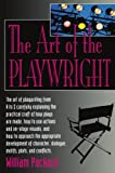 The Art of the Playwright (1560251174) by William Packard