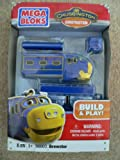 Mega Bloks Brewster Chuggington Construction Build and Play
