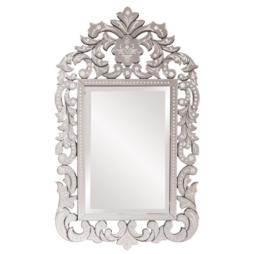 Howard Elliott 11106 Regina Venetian Mirror front-192389