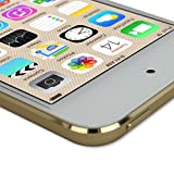 iPod Touch Screen Protector (6th Gen)(Full Coverage), Skinomi® TechSkin - Premium HD Clear Film with Lifetime Warranty / Ultra High Definition Invisible & Anti-Bubble Crystal Shield