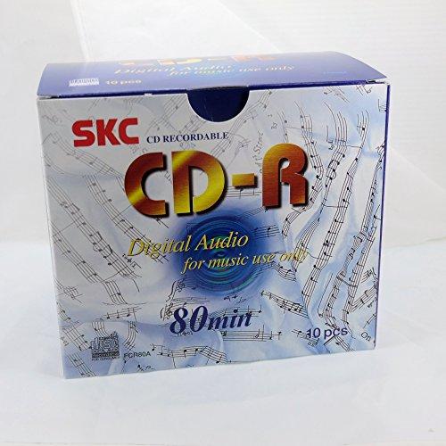 10-stuck-cd-r-verbraucher-audio-80-minute-blanko-musik-cd-kunststoff-jewel-cd-fall