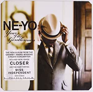 Ne Yo Year Of The Gentleman Amazon Com Music
