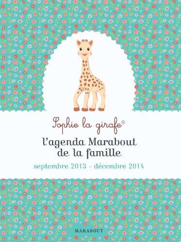L'agenda Marabout de la famille septembre 2013