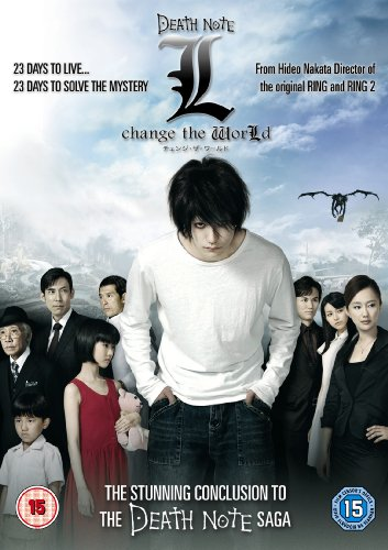 Death Note: L Change the World [DVD] [Import]
