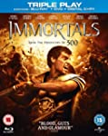 Immortals - Triple Play (Blu-ray + DV...
