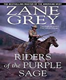 Image of Riders of the Purple Sage: (illustrated)