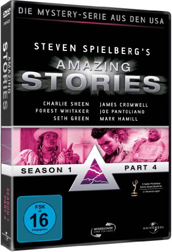 Amazing Stories - Season 1 Part 4 (DVD)