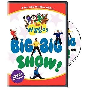 The Wiggles: Big, Big Show! movie