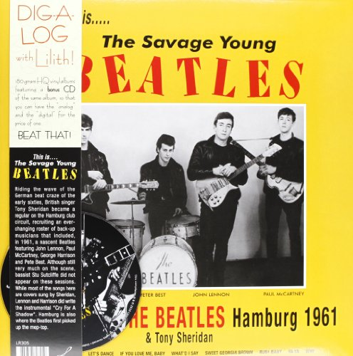 This Is...the Savage Young (CD & LP) by Beatles