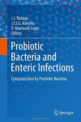 Probiotic Bacteria And Enteric Infections: Cytoprotection By Probiotic Bacteria