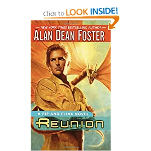 Reunion: A Pip and Flinx novel by Alan Dean Foster