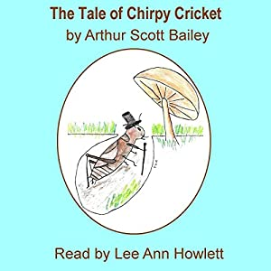 The Tale of Chirpy Cricket Audiobook