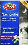Abtei Nachtruhe Einschlafkapsel, 80 mini-Dragees, 1er Pack...