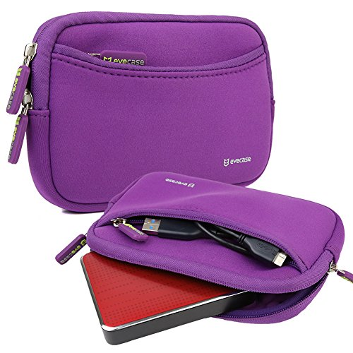 Evecase Universal Portable Neoprene Carrying Sleeve Case