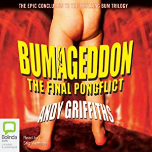 Bumageddon: The Final Pongflict | [Andy Griffiths]