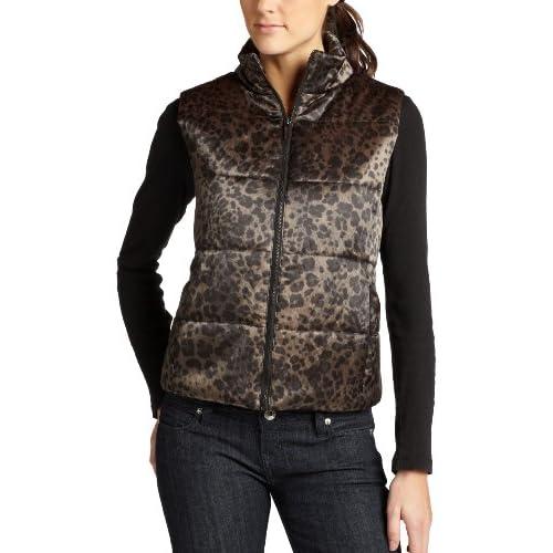Kenneth Cole Women's Puffer Vest at Amazon Women's Coats Shop