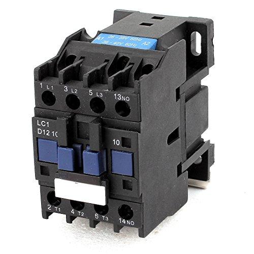Lc1-D1210 12A 380 Volt 3 Phase 3P 1No Ac Contactor Ui 690V Ith 25A