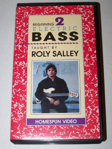 Beginning Electric Bass Vol 2 [VHS]