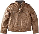 Urban Republic Boys 8-20 Epaulet Jacket