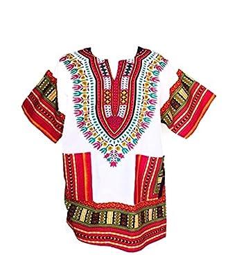 Dashiki Shirt African Top Clothing Kaftan