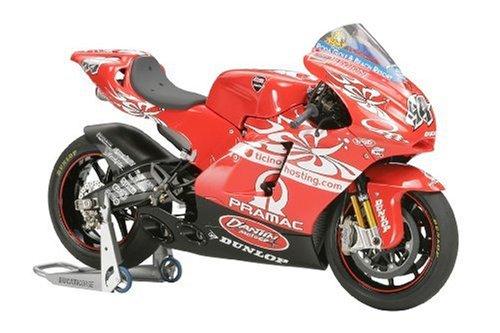 Tamiya 1/12 D'Antim Pramac Ducati GP4 # 14103