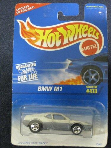 #473 BMW M1 Condition Mattel Hot Wheels - 1